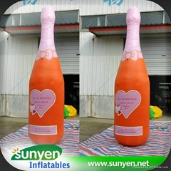 Popular Inflatable Drink Model for Advertising