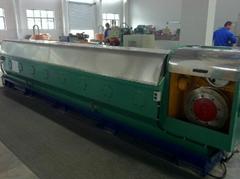 copper rod breakdown machine( in line)