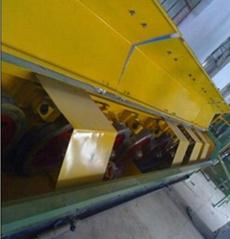 13 Dies copper  rod breakdown machine ( in line)