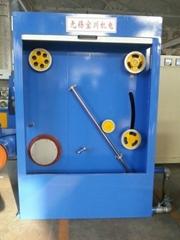 BAOC-10DT low speed copper rod breakdown machine with annealer