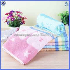 100% cotton cheap face towel promotion
