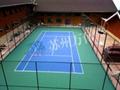 專業資質承接網球場工程 1