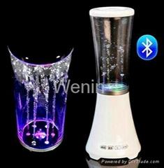 Water Dancing Bluetooth speaker