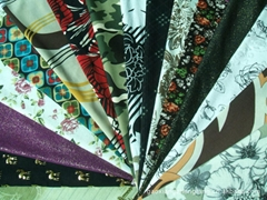 Knitted Printed Fabric