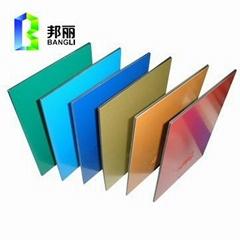 B Grade PVDF Fireproof Aluminum Composite Panel