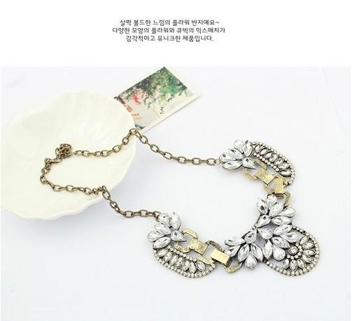 Chinese Supplier Wholesale Fashion Jewelry Crystal