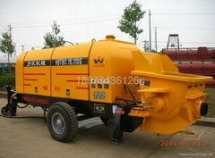 80混凝土輸送泵