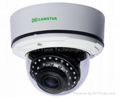 Vandalproof Dome Sony CCD Camera DV19