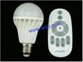 2.4G wireless remote control brightness