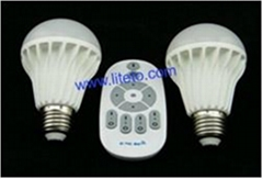brightness dimmable led bulb