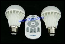brightness dimmable led bulb 1