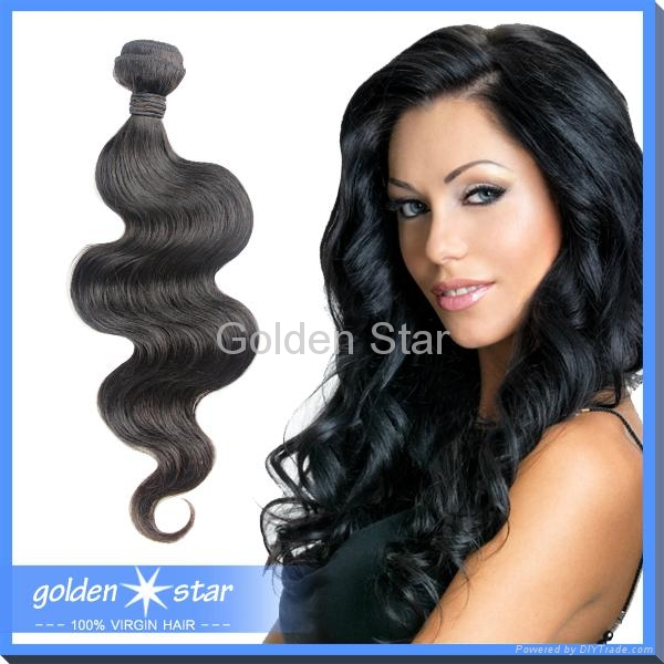 100 Wholesale 7a Brazilian Body Wave Human Hair Extensions For