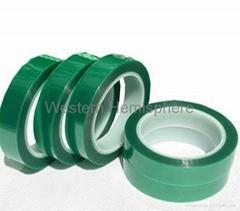 PET High Temperature Green Film Tape