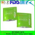 aluminum foil heat seal packaging for
