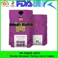 pet food stand up pouch packing
