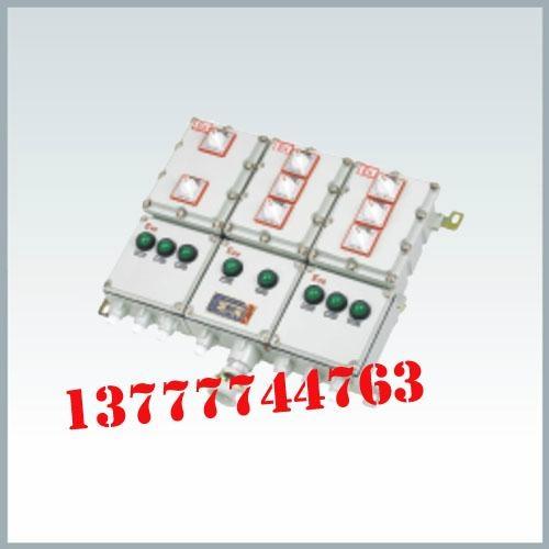 防爆檢修電源插座箱 4