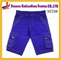 2014 Cool Plain Man Cargo Shorts
