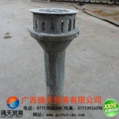 广西铸铁泄水管