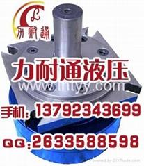 摩擦片液压制动器