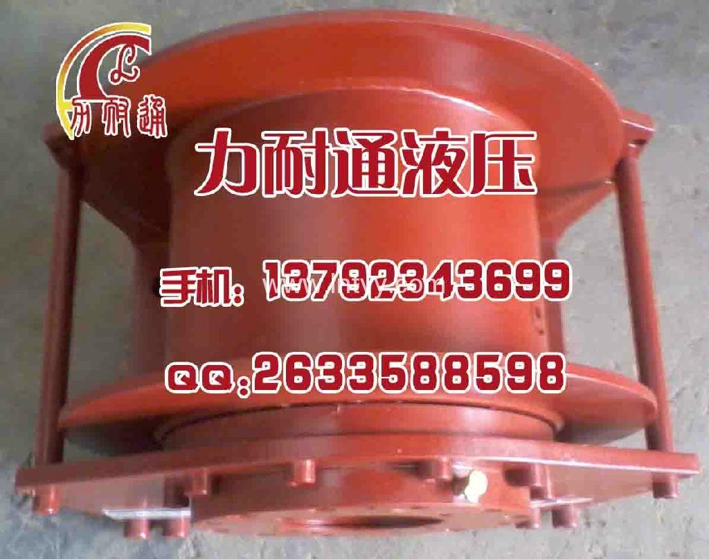 矿用提升液压绞车 4
