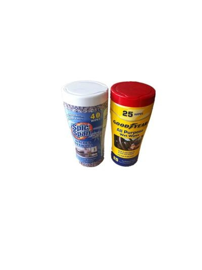 Auto Cleaning Wet Wipes 1
