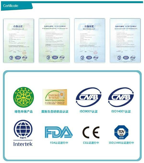 Popular Medical Wet Wipes with EU Standard 5