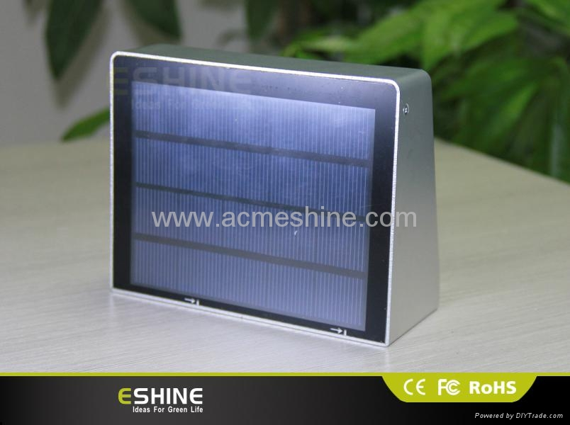 super bright led solar lampion motion sensor light els 06p eshine china manufacturer. Black Bedroom Furniture Sets. Home Design Ideas