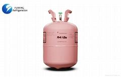 Environmental Friendly R410A Refrigerant Gas Colorless For Auto Air Refrigeratio