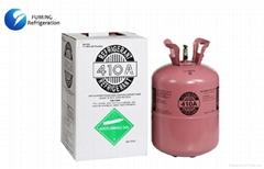 R410A Refrigerant Gas Colorless For Auto Air Refrigeratio
