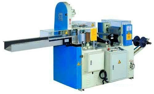 Napkin paper making machine 1