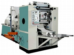 Drawing Type Facial Tissue Making Machine