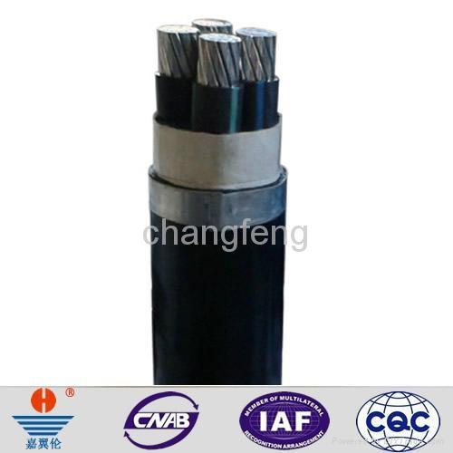 YJLHV(TC90)非鎧裝鋁合金電纜 2