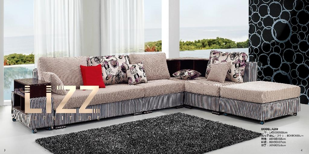 Modern wooden fabric sofa set l a050 designs lizz china for China sofa design