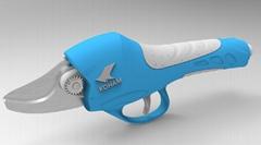 Electric pruning scissor
