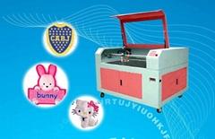 Full Auto Label Laser Cutting Machine
