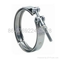 T-type hose clamp(heavy duty hose clamp ) 4