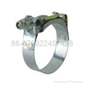 T-type hose clamp(heavy duty hose clamp