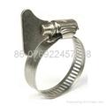 American handle hose clamp 3