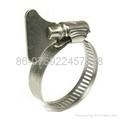 American handle hose clamp 4
