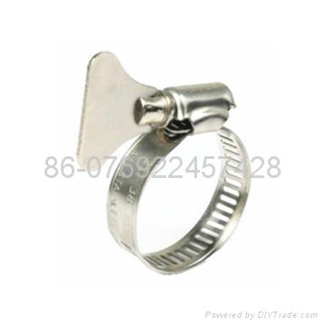 American handle hose clamp 5