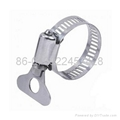American hose clamp with handle 2