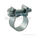 Heavy duty hose clamp 5