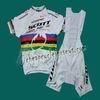 """""""2012 Scott World Champion Cycling Jersey And Bib Shorts Set """""""
