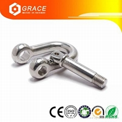 Shackles for Conduits DIN3567