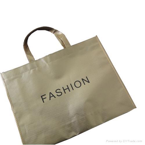 無紡布覆膜包裝袋 4