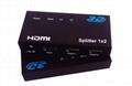 HDMI Splitter  1 Input 2 output