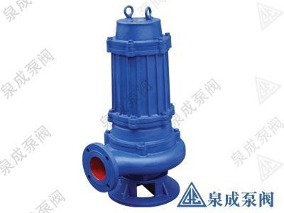 WQ潜水式排污泵  4