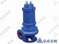 WQ潜水式排污泵 2