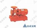 XBD卧式单级消防泵