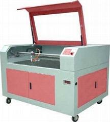 AW Series Trade Mark Laser Cutting Machine